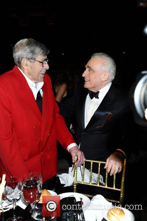 Jerry Lewis and Martin Scorsese 2