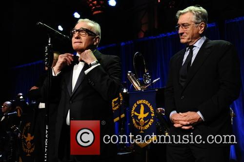 Martin Scorsese and Robert De Niro 7