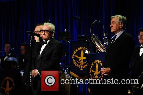 Martin Scorsese and Robert De Niro 10