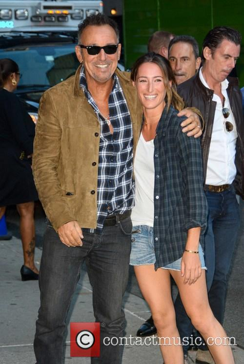 Bruce Springsteen and Jessica Springsteen 4
