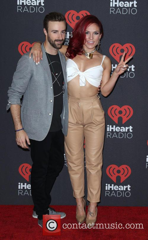 James Hinchcliffe and Sharna Burgess 2