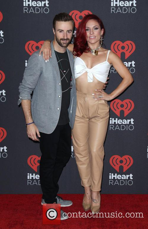 James Hinchcliffe and Sharna Burgess 4