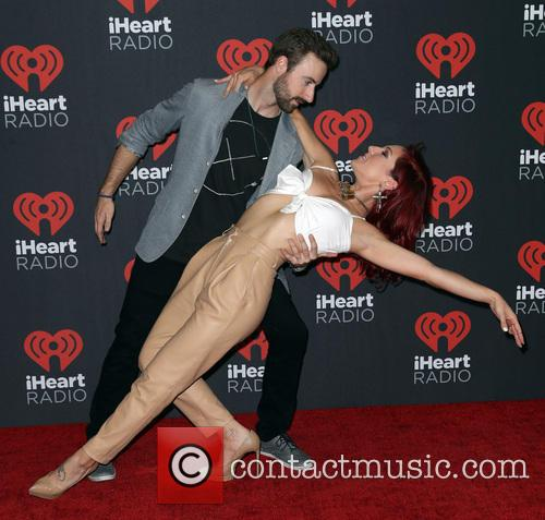 James Hinchcliffe and Sharna Burgess 5