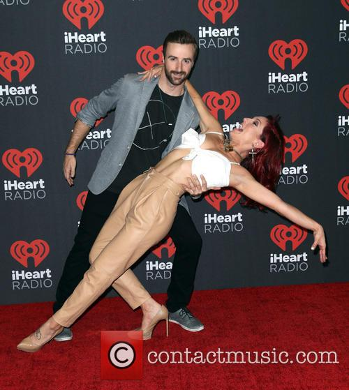 James Hinchcliffe and Sharna Burgess 6