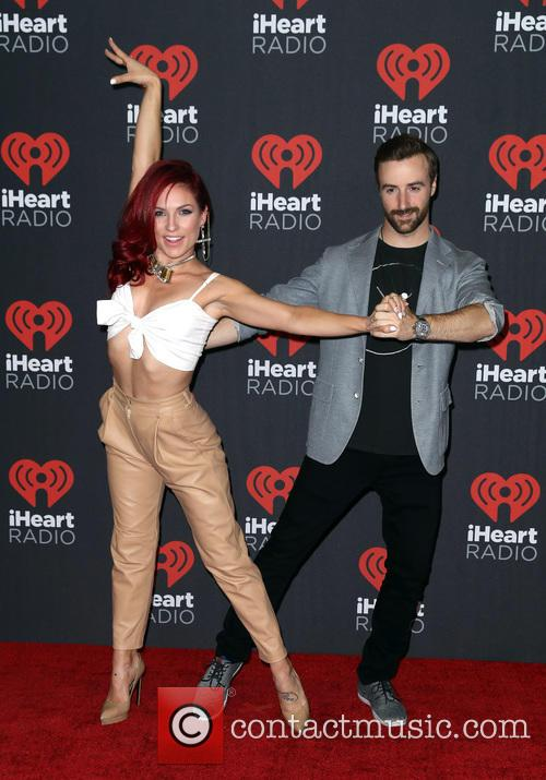 James Hinchcliffe and Sharna Burgess 7