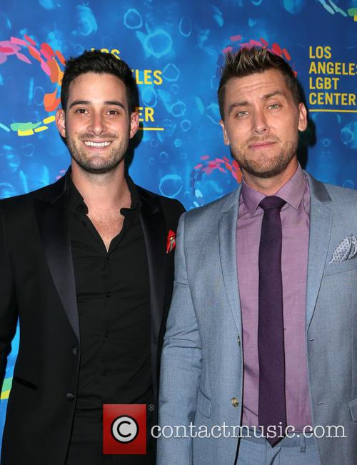 Michael Turchin and Lance Bass 4