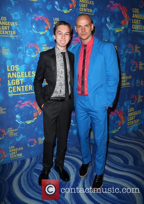 Hayden Byerly and Peter Paige 1