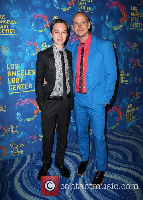 Hayden Byerly and Peter Paige 2