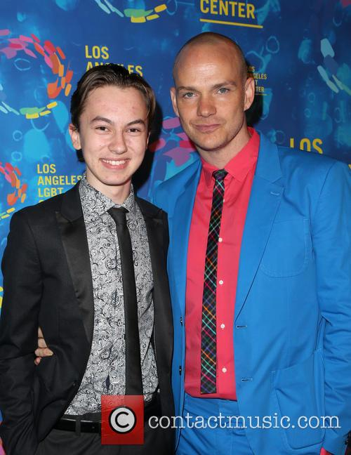 Hayden Byerly and Peter Paige 3