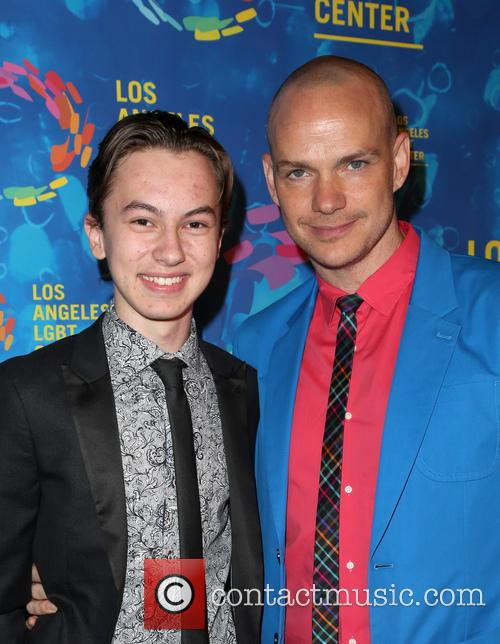 Hayden Byerly and Peter Paige 4