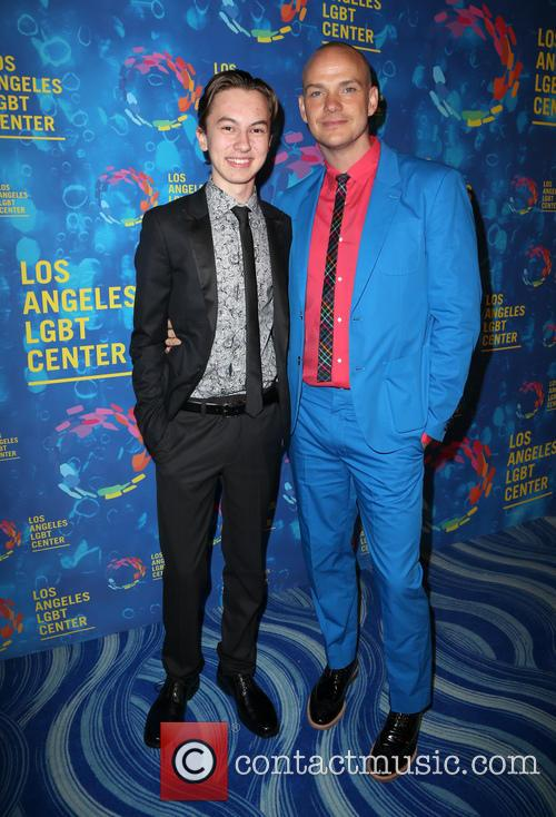 Hayden Byerly and Peter Paige 5