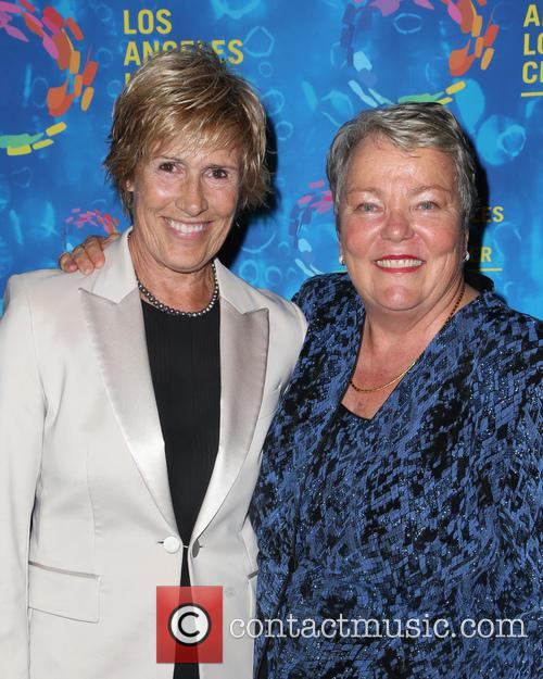 Diana Nyad and Lorri Jean 5