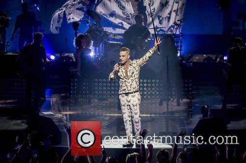 Robbie Williams and Roundhouse 4