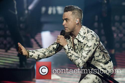Robbie Williams and Roundhouse 6