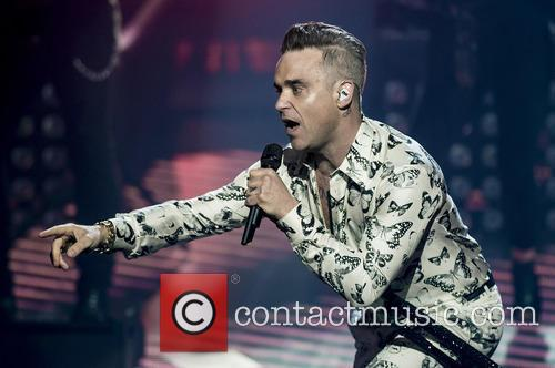 Robbie Williams and Roundhouse 7