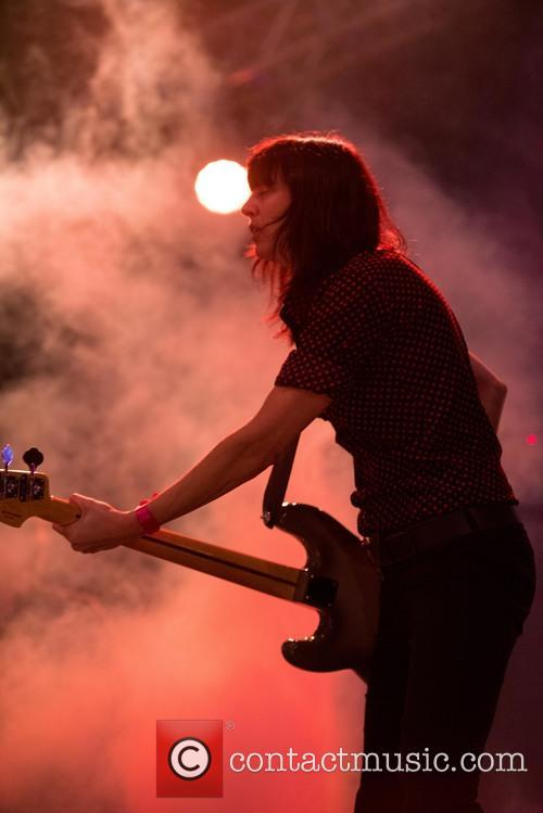 Band Of Skulls and Emma Richardson 2