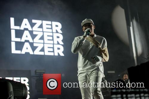 Major Lazer, Walshy Fire and Maror Lazer 2