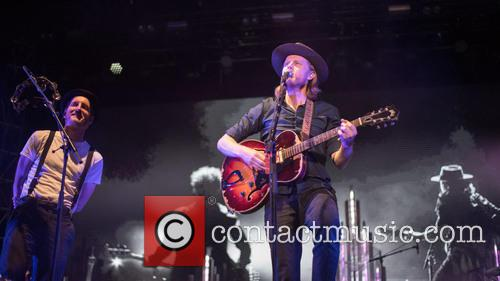 Wesley Schultz and The Lumineers 11