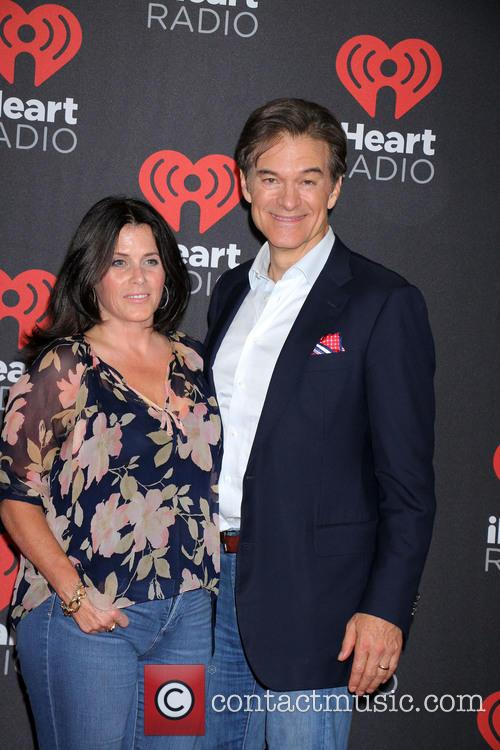 Dr. Mehmet Oz and Lisa Oz