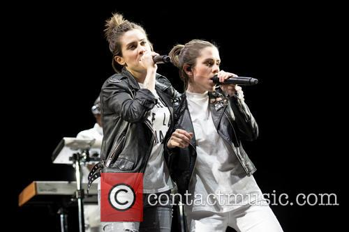Tegan And Sara and Life Is Beautiful 3