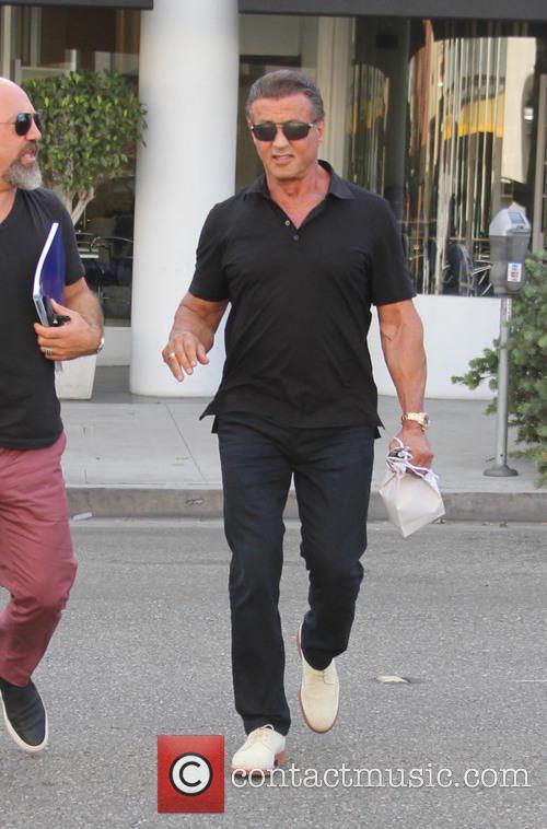 Sylvester Stallone 9