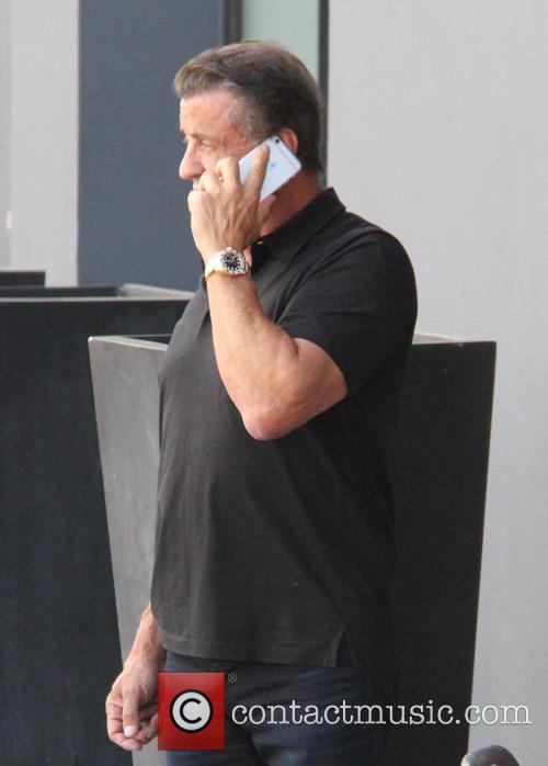 Sylvester Stallone 3