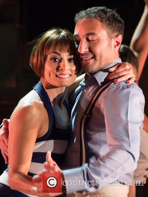 Vincent Simone and Flavia Cacace 5