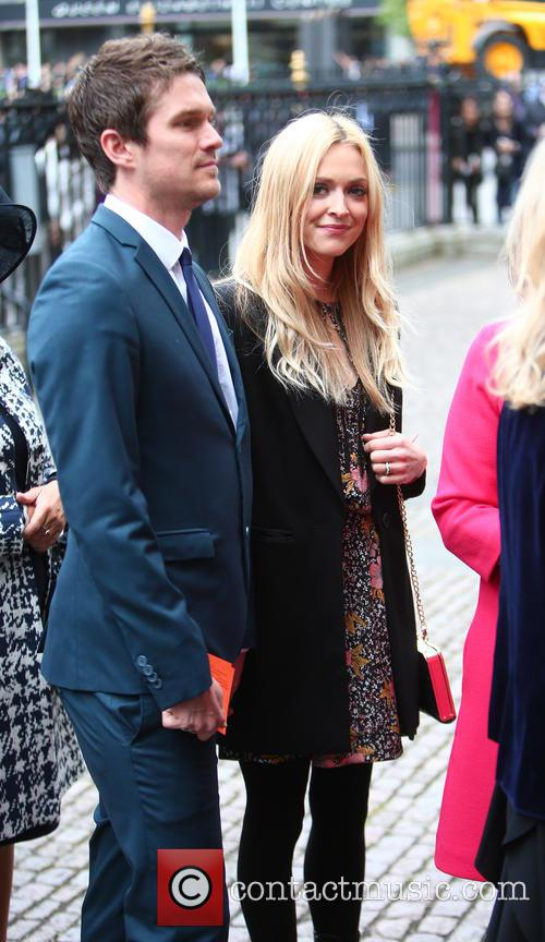 Jesse Wood and Fearne Cotton 2