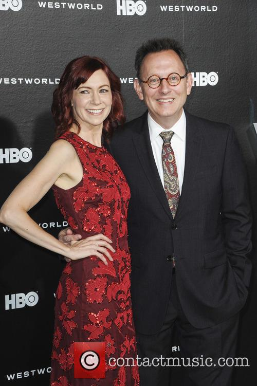 Carrie Preston and Michael Emerso 2
