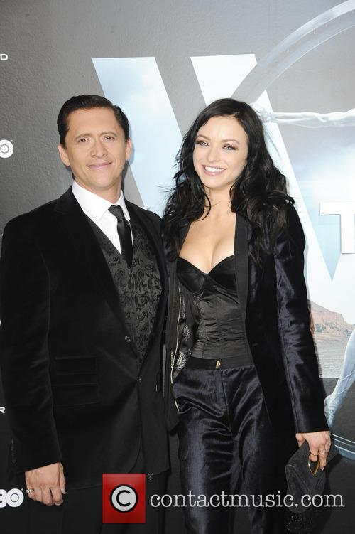 Clifton Collins Jr. and Francesco Eastwood 2