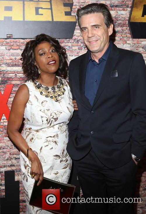 Alfre Woodard and Roderick Spencer 2