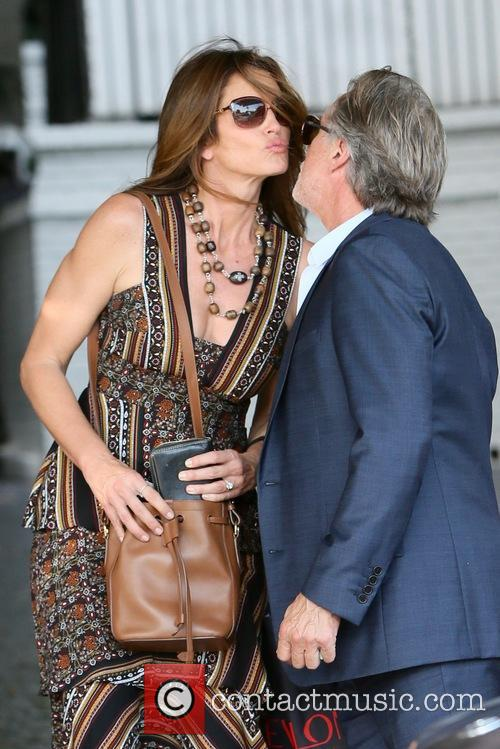 Cindy Crawford and Don Johnson 3