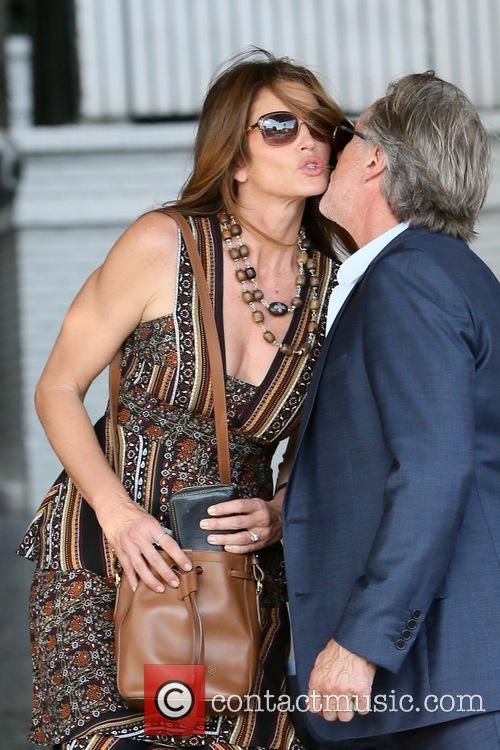 Cindy Crawford and Don Johnson 4