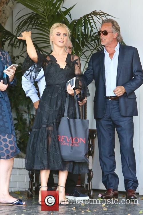 Julianne Hough and Don Johnson 6