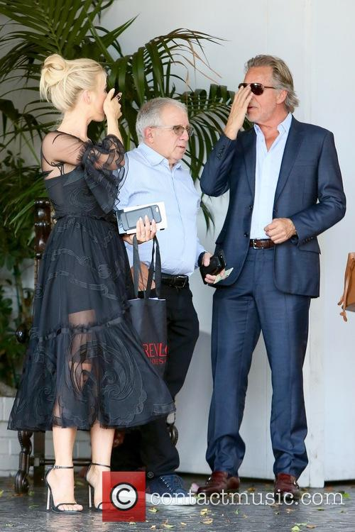 Julianne Hough and Don Johnson 8