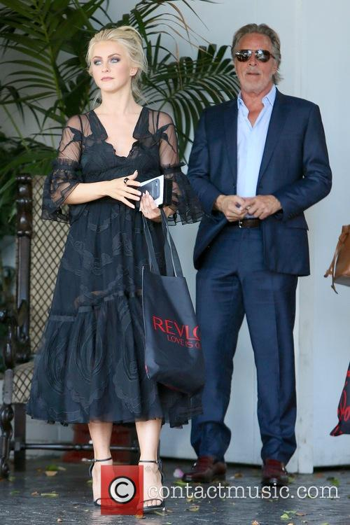 Julianne Hough and Don Johnson 9