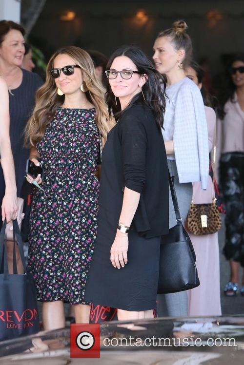 Jennifer Meyer, Courteney Cox and Sara Foster 1
