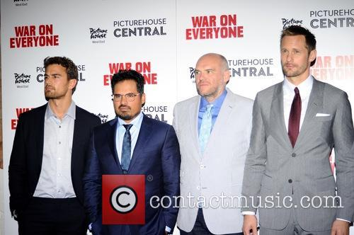 'War on Everyone' - Premiere
