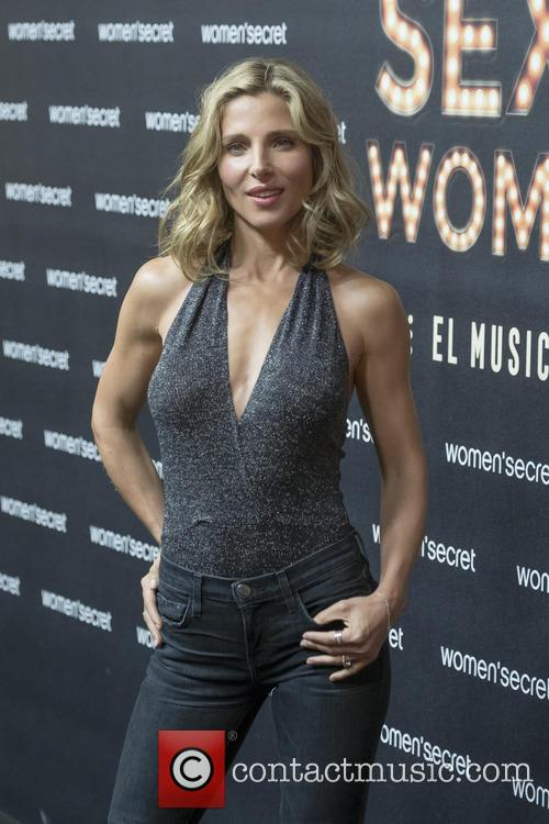 Elsa Pataky attends a photocall for 'Women' Secret'