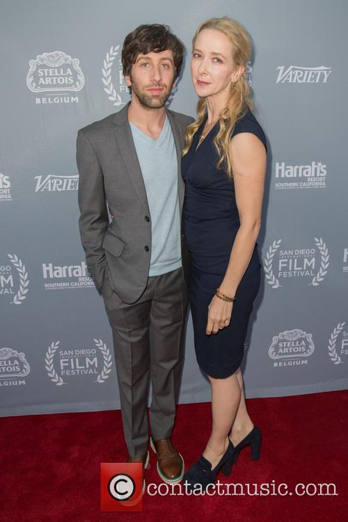 Simon Helberg and Jocelyn Towne 4