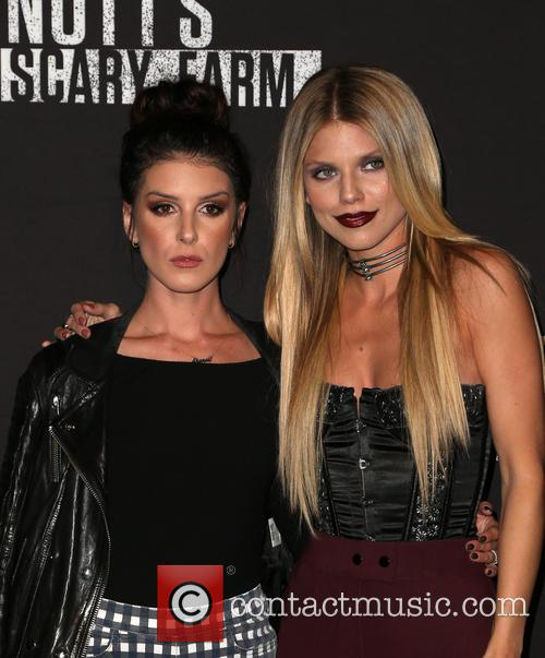 Shenae Grimes-beech and Annalynne Mccord 2