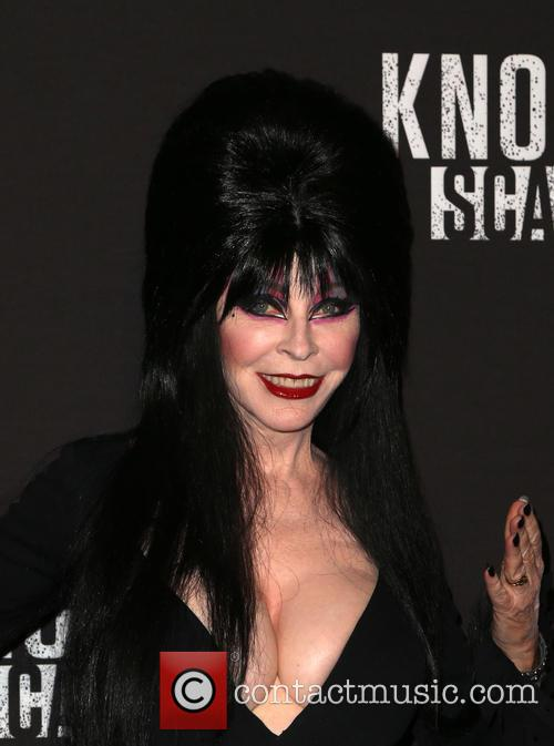 Cassandra Peterson and Aka Elvira 4