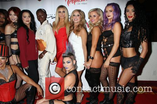 Carmen Electra and Cherry Boom Boom Cast 9