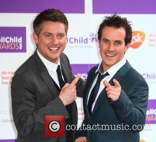 Richard Mccourt and Dominic Wood