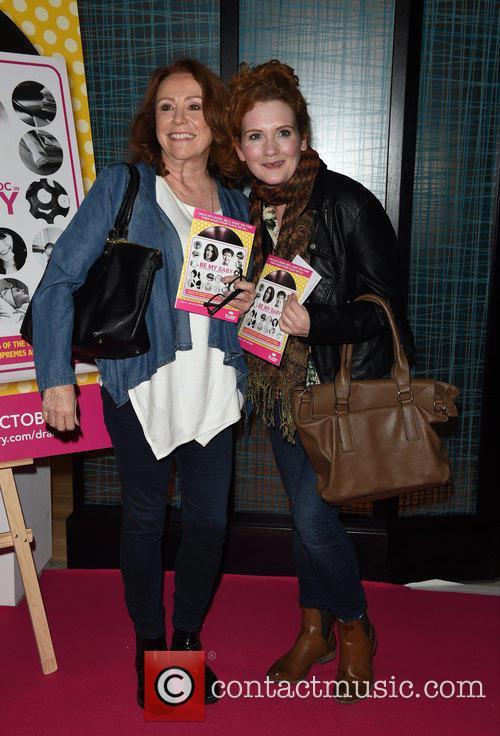 Melanie Hill and Jenny Mcalpine 3