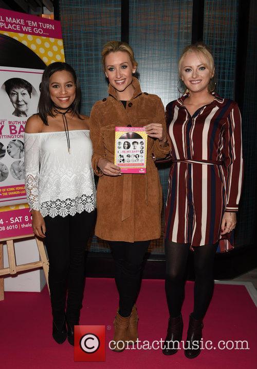 Catherine Tylseldey, Katie Mcglynn and Tish Merry 1