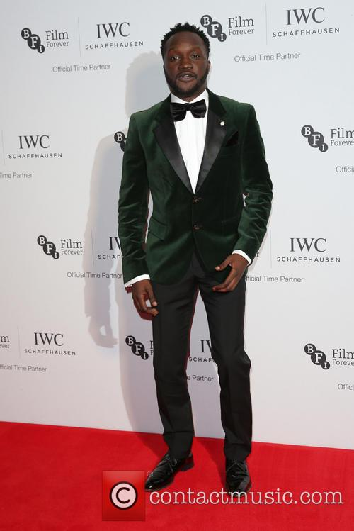 IWC Gala in honour of The British Film...