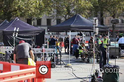 Filming of 'American Assassin'