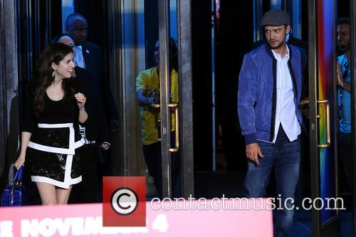 Anna Kendrick and Justin Timberlake 1