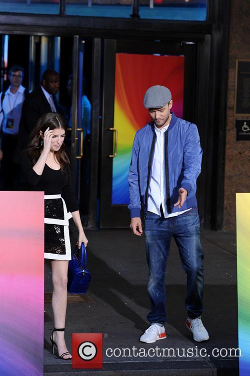 Anna Kendrick and Justin Timberlake 2